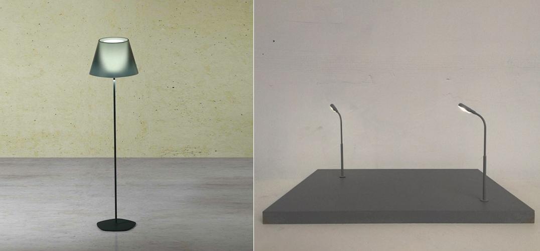"【Art or Not】邀请你来猜:两组""灯具""哪个才是真正艺术"