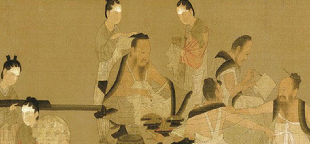5,秦朝末年,英布原本跟随项羽打天下,立下不少功劳,因此被封为九江王