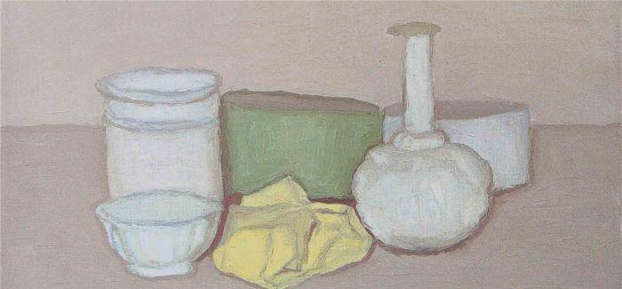 乔治·莫兰迪:那个画一排瓶子的画家