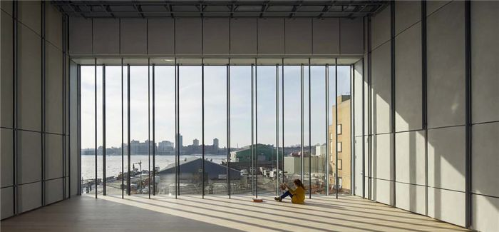 惠特尼博物馆推重磅:1600平方米展厅为艺术家办个展