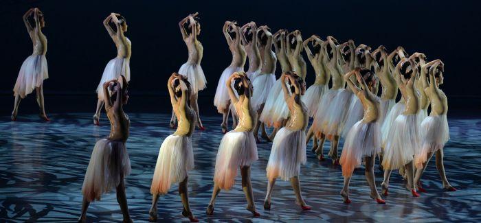 上海歌舞团舞剧《朱鹮》举行全球百场演出纪念专场