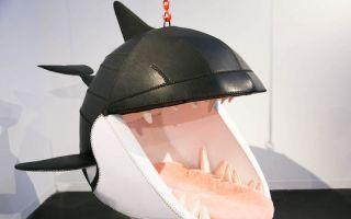深海动物座椅 有点慎得慌哦