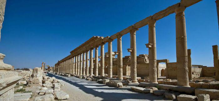 【2015十大艺术事件】ISIS极端组织破坏大量千年历史文化遗迹