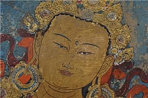 白居寺:后藏高原上的一朵白莲花