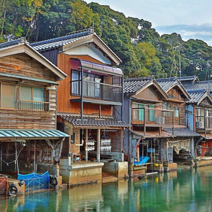 """The """"Venice of Japan"""" in Kyoto 1"""