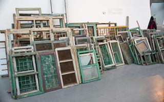 """宋冬个展""""剩余价值""""开幕:重新发掘生活废弃物的美学价值"""