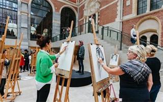 阿姆斯特丹国立博物馆总参观人数连续三年超200万人次