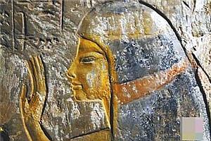 埃及首次开放图坦卡蒙乳母之墓 或是其亲姐姐