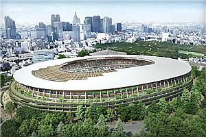 赶走扎哈赢了伊东丰雄 隈研吾的体育场是如何胜出的