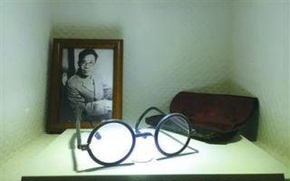 福寿园博物馆收藏展示名人遗物2500件