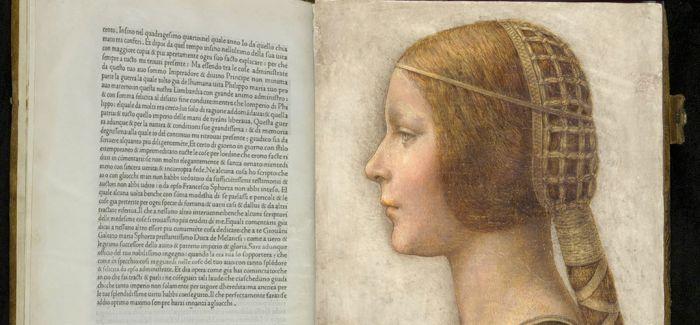 《美丽的公主》不是达·芬奇所作?艺术伪造大师称自己才是真正作者