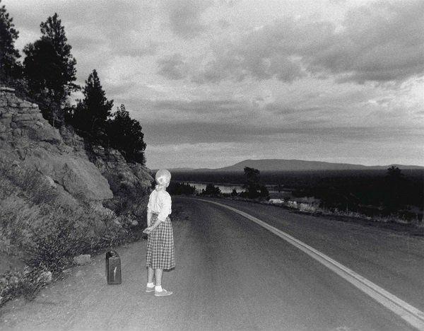 辛迪·舍曼《无题胶片摄影#48》(1979) 图片:Courtesy of Christie's