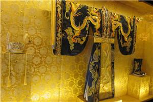 古代皇帝的龙袍竟有这么多讲究
