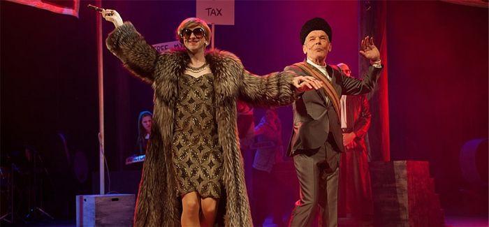 马克·费舍尔心中的2015年十佳戏剧