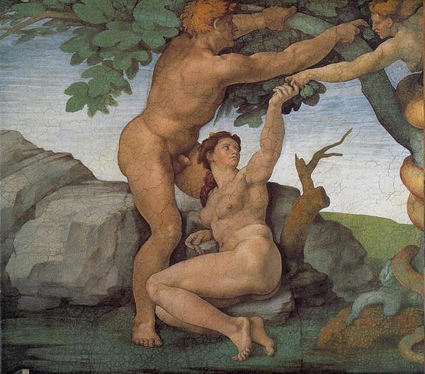 The Original Sin, 1508-1512