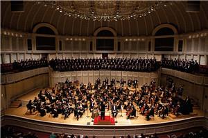芝加哥交响乐团明年1月亚洲巡演 4场音乐会落户内地