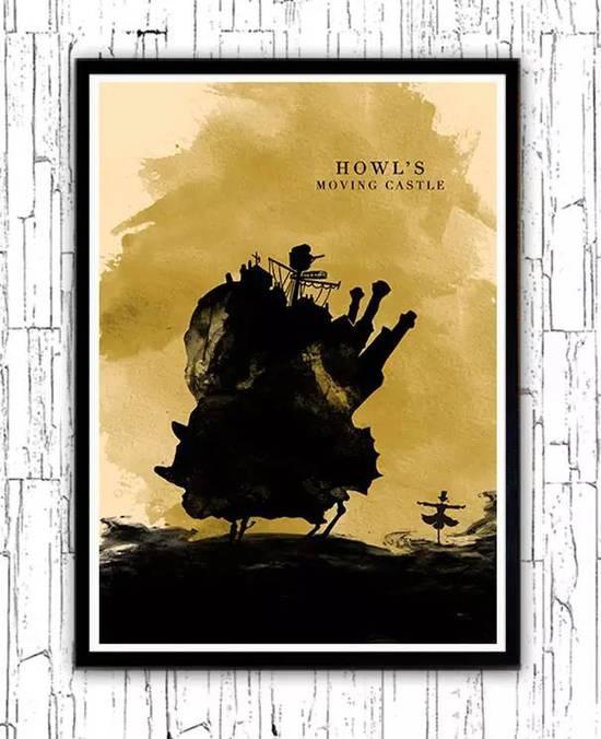 宫崎骏的世界可曾也让你流连?