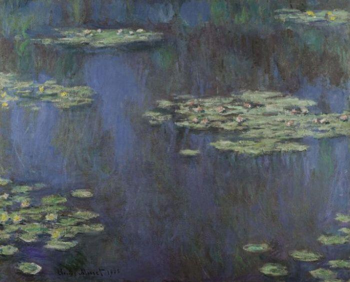 克勞德·莫奈(Claude Monet)的 《睡蓮》