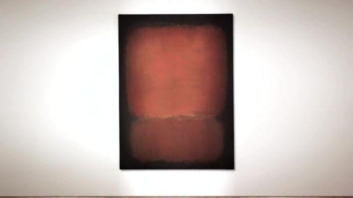 馬克·羅斯柯的《第十號作品》