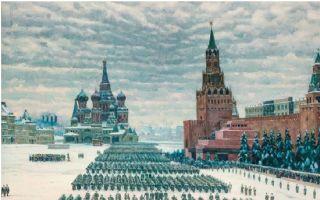 胜利:俄罗斯美术作品巡展南京