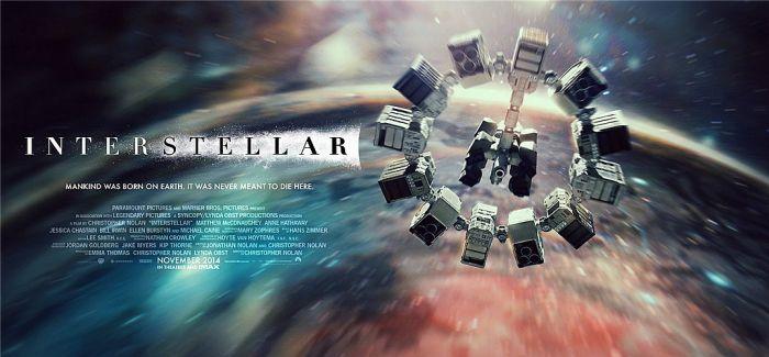 今年盗版最严重的影片是《星际穿越》 下载4700万次