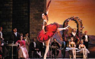 """天桥剧场 两个月端上12道芭蕾""""大餐"""""""