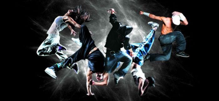 台湾知名街舞舞者林建颖:两岸合作大有可为