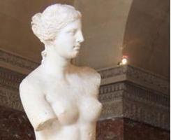 她是西方画家最喜欢画的女神 却也是贞操带最早的受害者