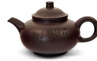 """""""东方紫玉""""紫砂壶作品展示之紫玉系列"""