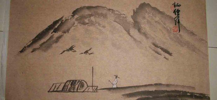 倪萍书画展:走进加拿大温哥华中国文化中心