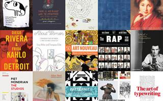 2015年32本最好的艺术书籍:女人、自然、蒙德里安啥啥都有