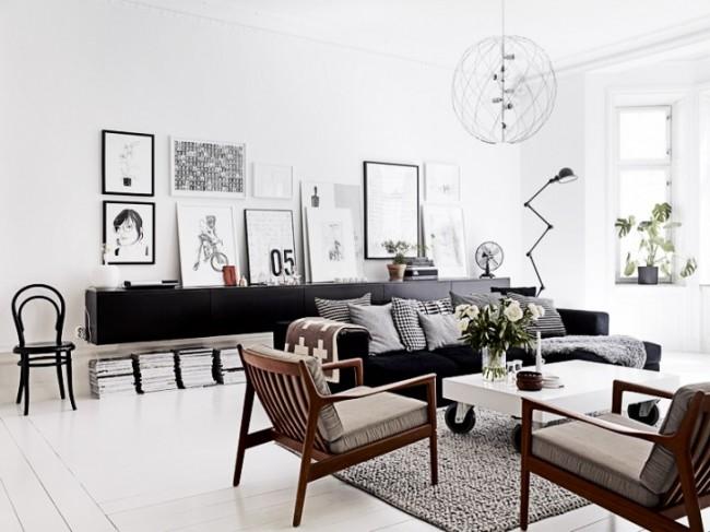 摩登风格室内设计