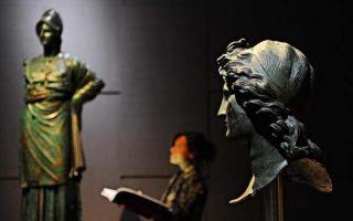 """希腊化时代青铜雕塑 灾难而留存下的""""力量与哀愁"""""""