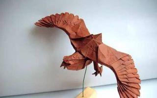 日本折纸 想象力着实丰富