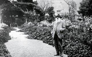详解艺术家克劳德·莫奈如何一步步打造了属于自己的花园