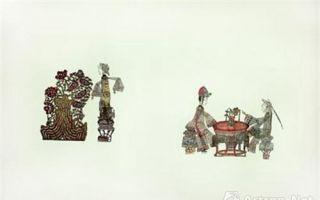 中华艺术宫推出馆藏皮影展 3300多件藏品中选精品