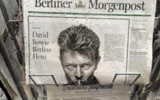 艺术界在Instagram上悼念大卫·鲍伊