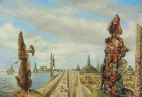 马克斯·恩斯特超现实主义力为佳士得《超现实艺术晚间拍卖》揭开帷幕