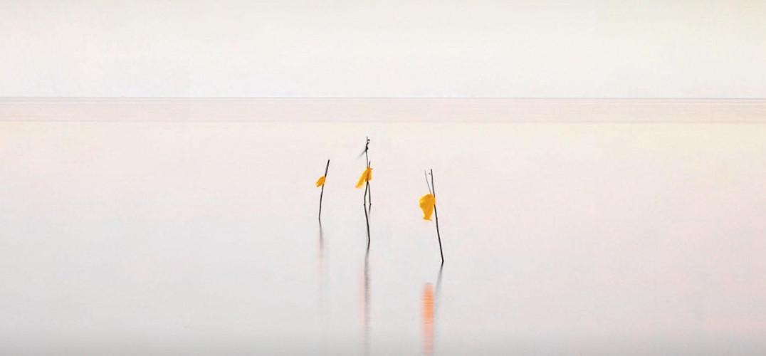 摄影师Uwe Langmann极简主义的长曝光风光摄影