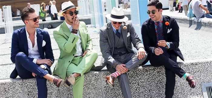 """如何穿得像""""全球最会穿的男人大赛""""上的意大利人"""