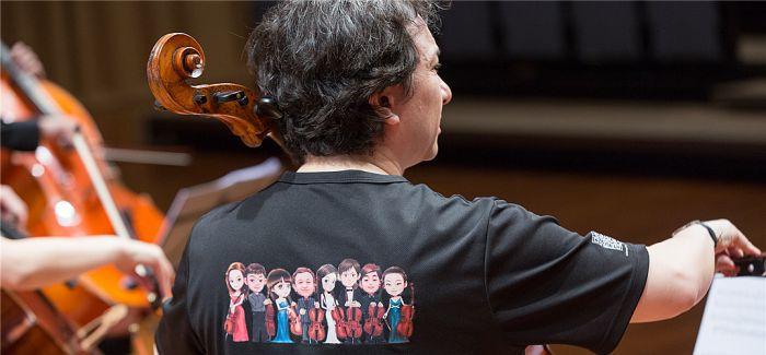 """大提琴家朱亦兵:中国的音乐文化缺少""""交响思维"""""""