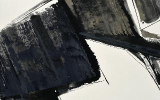 往·来—林学明抽象绘画的时间观与空间感