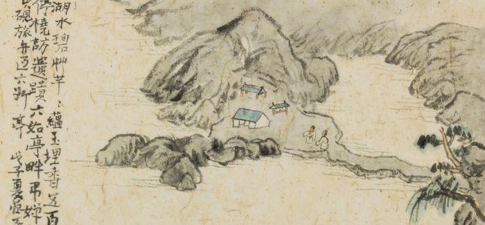 吴湖帆特展的石涛册页 哪四册是张大千补绘的?