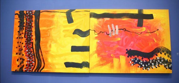 """""""抽象艺术""""之路上的""""未知"""":""""彼得·韦恩·刘易斯:助推器""""暨""""弗雷德里克·J·布朗:记忆1988"""""""