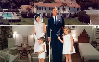 肯尼迪旧家具拍卖:卖出40万美元高价