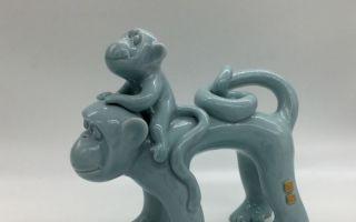 猴年说猴:瓷器上的猴文化