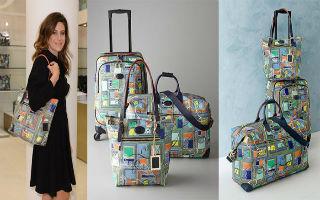 爱旅行也爱设计——VERSACE 家的富二代将推出个人包袋线