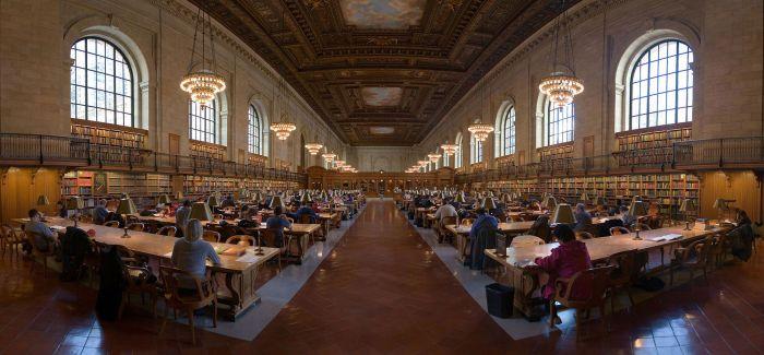 """来自纽约公共图书馆的珍贵""""宝藏""""艳惊四座  实在太迷人啦"""