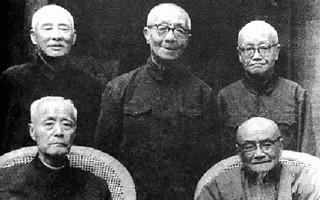 """老照片丨半个世纪前的""""姑苏五老"""" 不是老炮儿也不是老克勒"""