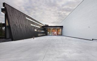 艺术·活动·群岛:斯德哥尔摩一座清新宁静的美术馆